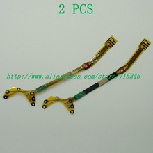 2PCS/ NEW Shutter Flex Cable For SAMSUNG S500 S600 S630 S700 S730 S750 L60 L73 L700 For FUJI Fujifilm F460 F470 For PENTAX M10