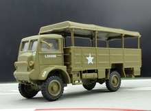 AEMR 1:72 Allies of World War II Bedford QLT troop truck model Static Simulation Model