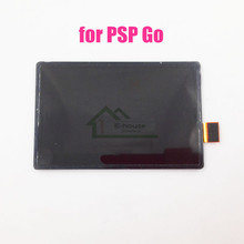 Original LCD Display Screen Replacement for PSP GO Game Console(China)