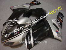 Hot Sales,Cowl Parts For Kawasaki Spare NINJA ZX-6R ZX 6R 636 ZX6R ZX636 ZX-636 2007/2008 Bodyworks Fairings (Injection molding)