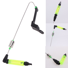 Hot Sale Portable Weight Iron Swinger LED Alarm Chain Hanger Swinger Adjustable Clip Indicator Bite Alarm Fishing Tackle Tools