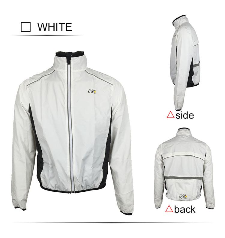9 BESTGIA Hot Selling Ultra-light Tour De France Bicycle Jacket Bike Windproof Raincoat Road Track MTB Aero Cycling Wind Coat Men Clothing