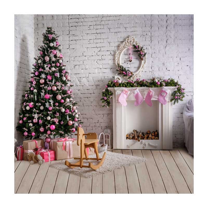 10X10ft thin vinyl photography background Computer Printed Christmas Photography backdrops for Photo studio ST-513<br>