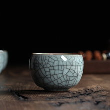 1PCS Six Colors Chinese Longquan Celadon Porcelain Gaiwan ChinaTeacups Porcelain Bowl 100ml China Tea Pot Celadon Crackle Teacup
