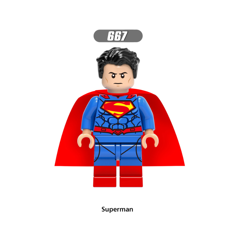 XH667-Superman