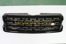 Fit for Land Rover Range Rover Vogue 2013 2014 2015 2016 2017 2018 front mesh front grille grill(China)