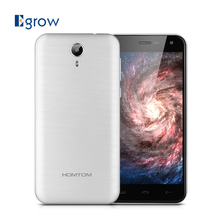 Original HOMTOM HT3 5.0inch Android 5.1 Smartphone MTK6580 Quad Core Mobile Phone1GB RAM+8GB ROM 2G/3G Band Network Cellphone
