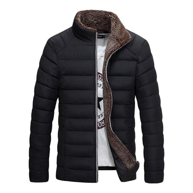 Mens Winter Coat 2016 Hot Sale Men Winter Splicing Cotton-Padded Coat Jacket Winter Plus Size Parka High Quality  685Одежда и ак�е��уары<br><br><br>Aliexpress