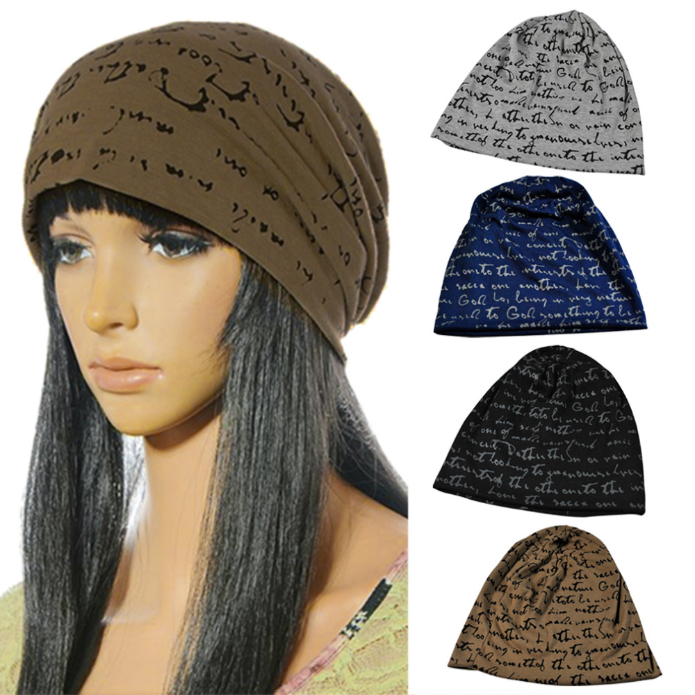 Fashion Unisex Letters Printing Warm Winter Hat Cool Hat Couple Hat  HotÎäåæäà è àêñåññóàðû<br><br><br>Aliexpress