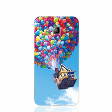 19472 UP Movie Flying House cell phone case cover for Samsung Galaxy J1 MINI J2 J3 J7 ON5 ON7 J120F 2016 2015