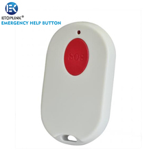 Geeklink Wireless Home Security SOS Button Emergency Help Button For Alarm System Waterproof One Key Alert Mini GSM Alarm Button