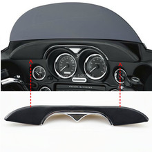 Motorcycle Front Fairing Buffer Cushion Pad Fits For Harley Davidson FLHX FLHTCU Glide Custom