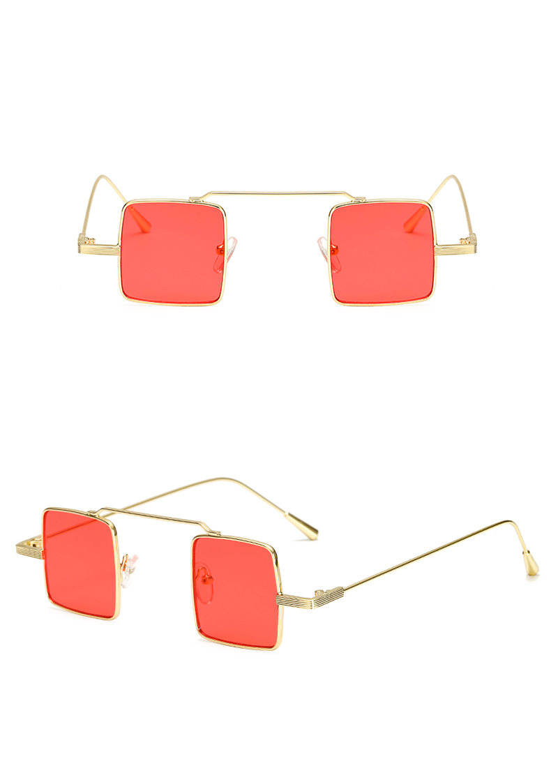 european small square sunglasses women retro 0319 details (9)