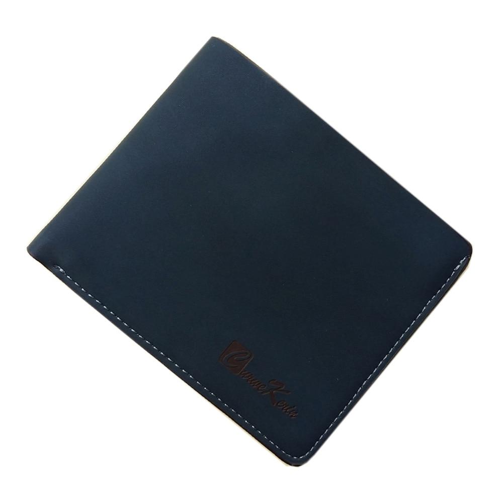 Men Wallet Leather Credit Card Photo Holder Billfold Purse Business Clutch Money Bag  Wallet Brand High Quality Vintage Designer<br><br>Aliexpress