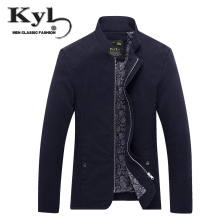 2016 men's jackets spring and autumn stand collar Warm Windproof bomber jacket men chinese style mens jackets and coats DD8627