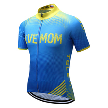 New 2017 TELEYI Men Cycling Jersey/Cycling Clothing Top Bike Blue Riding Ciclismo Mtb Maillot Outdoor Sportswear CC6346