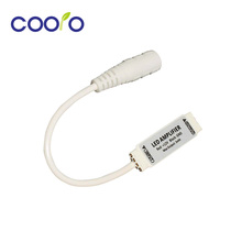Mini RGB LED Amplifier DC5-24V 144W 12A  For RGB color 5050, 3528 led strip,free shipping