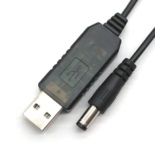 USB power boost line DC 5V to DC 9V/12V Step UP Module USB Converter Adapter Cable 2.1x5.5mm Plug