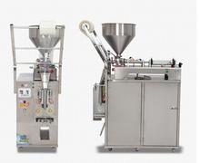 10-50 ml automatic filling and packaging machine for liquid and cream, paste fluid(China)