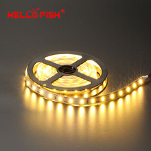 Hello Fish 5m 300LED 5050 LED strip, 12V LED tape, white/warm white/blue/green/red/yellow/RGB, Free Shipping