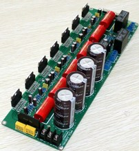 AC double 18-24V 5X80W + 160W subwoofer TDA7294 5.1 channel pure power amplifier board