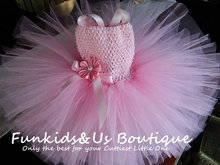 Gorgeous Pink Tutu Dress for Birthday Party Baby Toddler  Frist Birthday Pink Tutu Smash Cake Pink Wedding Party Kids Girl Dress