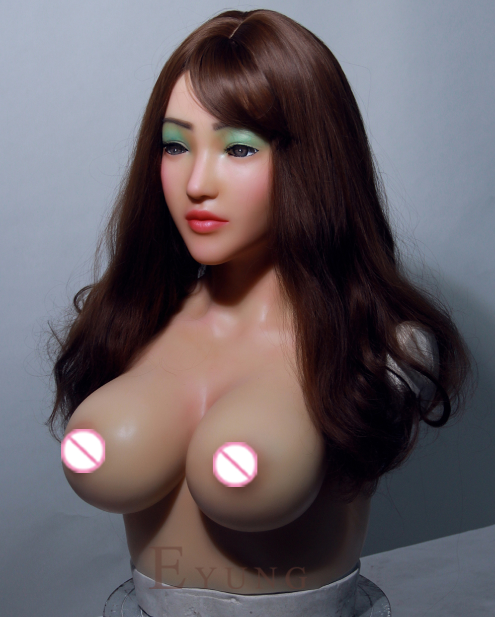 Sophia mask with chest (18)