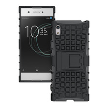 "Buy Sony Xperia XA1 Dual Layer Shockproof Armor Case Shockproof Impact Protective Hard Slim Cover Sony Xperia XA1 5.0"" @ for $2.68 in AliExpress store"