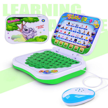 Reading Learning Machine English Early Multifunction Tablet Computer Toy Kid Educational Toys for children learning machine#yh