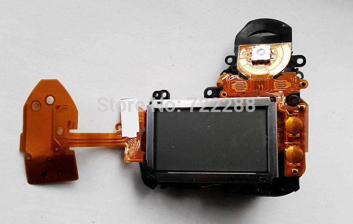 Camera Repair Parts For Nikon D80 Top cover LCD display unit with mode dial button cable(China)