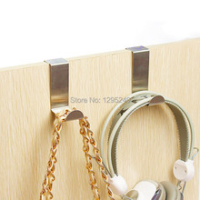 5pair/lot Home Useful Handbag Clothes Purse Hanger Hook Holder M1v9