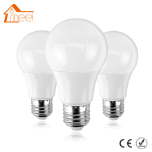 6pcs Real power LED Bulb Light 220V 240V 3W 5W 7W 9W 12W 15W LED Lampada Ampoule Bombilla E27 Light Aluminum Cooling(China)