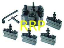 BR-BP Model, for swing 300-380mm, Italy style quick change tool post & holder set, best quality in China