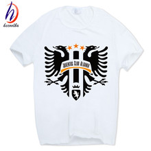 Hecoolba 2017 Men's Andrea juventus Team T-shirt Short sleeve O-Neck homme Hip Hop Harajukku Male Swag Streetwear T shirt HCP319