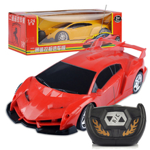 Buy Children Remote Control Electric RC Car 1:24 Model toys for $8.10 in AliExpress store