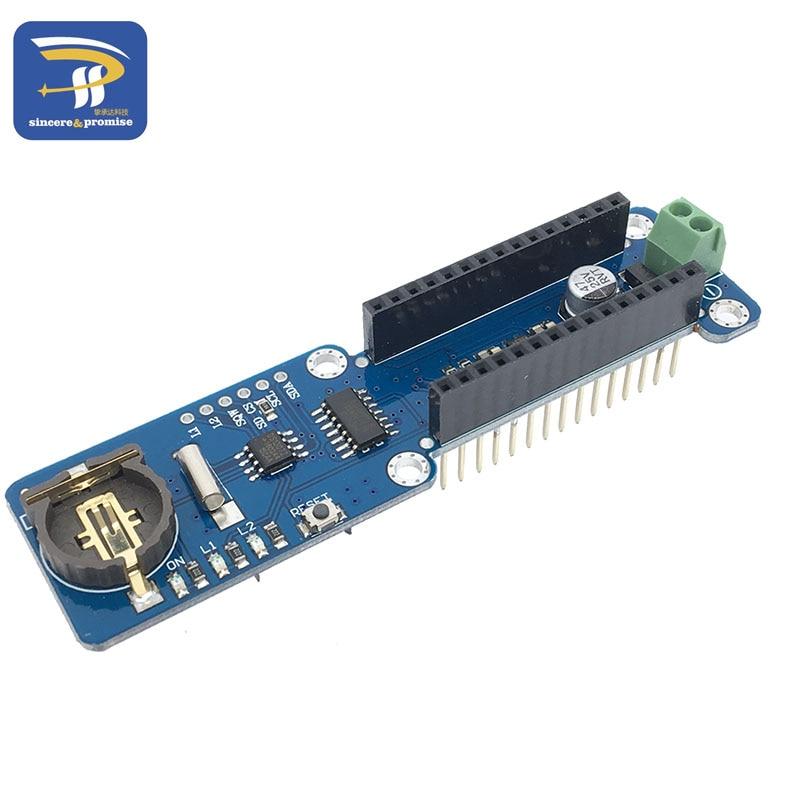 Nano Data Record Logging Shield Module For Arduino Nano Recorder Module 3.3V With SD Card Interface Module RTC Real Time Clock