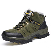 Brand Outdoor Sport Boots Hiking Shoes for Men Outdoors Walking Shoes Women Trekking Boot Climbing Shoes Botas size 35-46