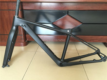 "Original Design T800 Carbon Mountain Bicycle Frame MTB Bike Frame Available in 27.5er 15.5"" and 16.5"" Free Shipping"