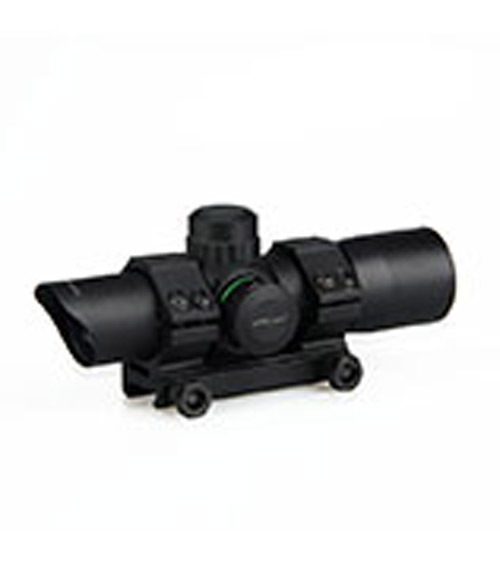 Hot Sale1*20 Red Dot Scope With Red/Green Illumination For Airsoft Hunting CL2-0015<br><br>Aliexpress