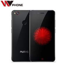 NUBIA Z11 Mini LTE 4G Mobile Phone MSM8952 Octa Core 5.0'' Android 5.1 3G RAM 64G ROM Front 8.0MP Rear16.0MP Fingerprint(China)