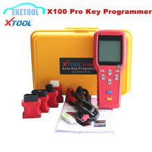 Original Xtool Auto Key Programmer X100 PRO Supports Multi-Brand Cars Key Programming Immobilizer Reset ECM X 100 Pro Full Sets