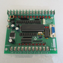 S7-200 made PLC control board single-chip control panel 20MT online monitoring download