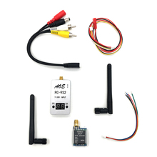 Latest 5.8G 200mW 32 CH TS5823 Transmitter + RC932 Receiver 7-30V DC Input for FPV Wifi Aerial Photo Car Video Backview System
