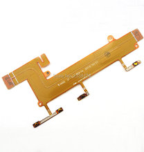 In stock ! For Nokia Lumia 1320 New Power on/off Button Flex Cable Repair Parts