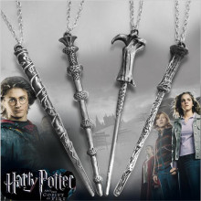 MOVIE  Magic Rod Wand Pendant Necklace    4ND181