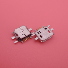 10X 5pin Mobile Phone Micro USB Jack USB Connector Socket Charging port for Nokia N97 E52 E55 N8 /BBK/VIVO V1 Y1 s3 E1 E3 S12