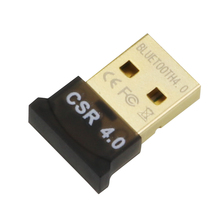 Mini USB Bluetooth Adapter V4.0 CSR Dual Mode Wireless Bluetooth Dongle 4.0 Transmitter For Windows 10 Win 7 8 Vista XP Laptop