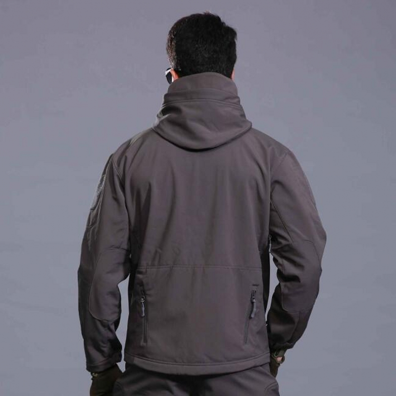 High quality Shark skin Soft Shell TAD V 4.0 Military lurker Tactical Jacket Waterproof Windproof Army Clothing