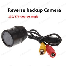 best selling Waterproof Auto Parking Reverse Camera 28MM HD CCD backup Rear View Camera Wide Angle