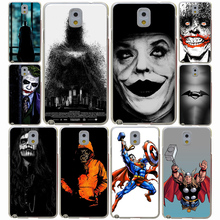 Batman movies the joker jack Hard Case Cover for Samsung Galaxy A3 A5 A7 A8 J5 2015 2016 2017 J7 Note 5 4 3 Grand 2 J3 J5 Prime